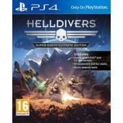 Sony PS4 Helldivers Super-Earth Ultimate Ed.