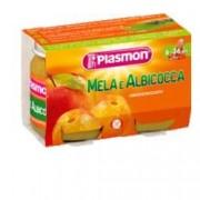 Plasmon (Heinz Italia Spa) Plasmon Omog Mela/alb 2x104g