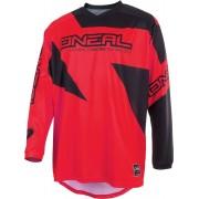 Oneal Matrix Riderwear Motocross Jersey Röd 2XL