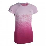 Kalenji Tee Shirt fille d'athlétisme AT 500 violet - Kalenji