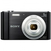 Sony Cyber-shot DSC-W800 Point Shoot Camera (Black)