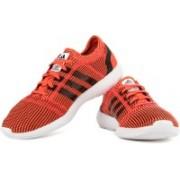 ADIDAS Element Refine Tricot M Running Shoes For Men(Black, Orange)
