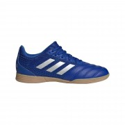 adidas Copa 20.3 Indoor Sala Kids Royal Blue - Blauw - Size: 38