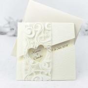 Invitatie de nunta eleganta 32426