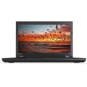Лаптоп Lenovo ThinkPad L570,Black,Intel Core i3-7100U(2.4GHz,3MB),4GB DDR4,500GB 7200,15.6HD(1366x768) Anti-glare,Int, 20J80025BM