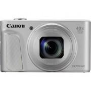 Canon SX730HS Si Digitale camera 20 Mpix Zilver WiFi, Bluetooth, Full-HD video-opname
