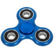 Jysk Partivarer Fidget spinner i aluminium - Blå - Smart lättvikts fidget spinner