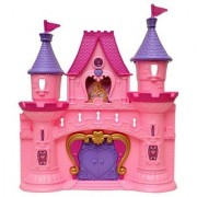 DollsnKings Castle Doll House with Music Lights Accessories Toy House
