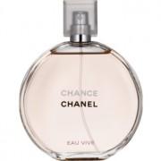 Chanel Chance Eau Vive Eau de Toilette para mulheres 150 ml