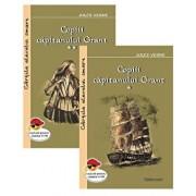 Copiii capitanului Grant (2 vol.)/Jules Verne