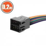 Conector mufe auto pentru Audio CD model M-Euro ISO 0,2 MM AB