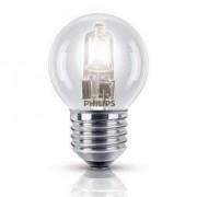 Халогенна крушка Philips EcoClassic 18 W (23 W), E27, P45, 1CT/20, Топла бяла светлина, 8727900831382