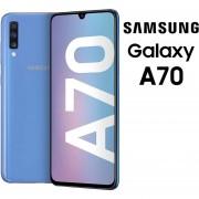Celular Samsung Galaxy A70 128GB 6GB Dual Sim - Azul