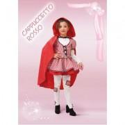 Costume Cappuccetto Rosso tg. 7/8 anni