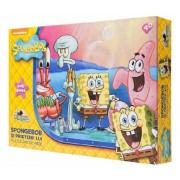 Puzzle Spongebob - Spongebob si prietenii lui, 240 piese