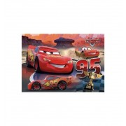 Puzzle 104 Maxi Turn Right Cars - Clementoni