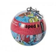 Mapedia - Puzzle Lumea, 100 piese