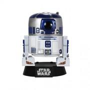 Funko Pop Star Wars R2D2 Bobble Figure, Multi Color