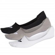 Sosete unisex adidas Originals No-Show 3 Pairs CV5942