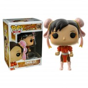 Funko Pop Chun Li Exclusivo Street Fighter