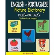 English-Portuguese Picture Dictionary (Ingl s-Portugu s Dicion rio de Imagens), Paperback/J. S. Lubandi
