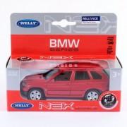 Super Z Outlet Welly BMW X5 Die Cast Car 4.75