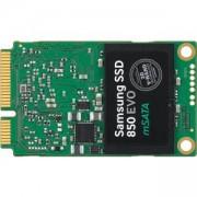 SSD диск SAMSUNG 850 EVO 2.5 1TB 3D V-NAND mSATA, SAM-SSD-MZ-M5E1T0BW