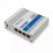 Router ETHERNET industrial TELTONIKA RUTX08, MODBUS, 4 porturi ETHERNET, intrare si iesire digitala