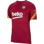 Nike FC Barcelona Trainingsshirt 2020-2021 Kids - Rood - Size: 152