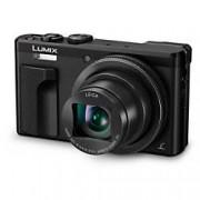 Panasonic Digital Camera Lumix DMC-TZ80 18.1 Megapixel Black