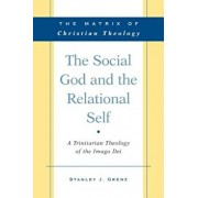 The Social God and the Relational Self, Paperback/Grenz