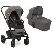 Joie Carucior multifunctional 2 in 1 Chrome Foggy Gray