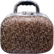 Pride Orchid to store cosmetics Vanity Box (Brown)