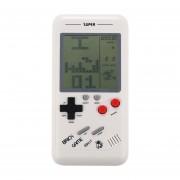 Rs-99 Tetris Clasico Retro Consola De Juegos Portatil, Pantalla De 3,5 Pulgadas, Construido En 36 Tipos De Juegos (blanco)