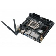 Tarjeta Madre ECS mini ITX Z270H4-I, S-1151, Intel Z270, HDMI, USB 3.0, 32GB DDR4, para Intel