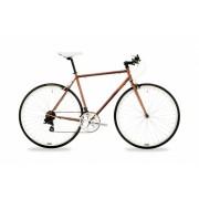 Csepel Torpedo 3* férfi kerékpár 54 cm Barna