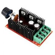 12V 24V 48V 40A DC Motor Speed Regulator PWM HHO RC Controller 2000W