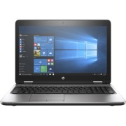"Notebook HP ProBook 650 G3, 15.6"" HD, Intel Core i3-7100U, RAM 4GB, HDD 500GB, Windows 10 Pro"