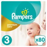 Pampers Premium Care Pelene Midi - 3 - 80