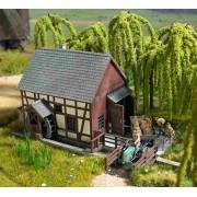 Busch watermolen hout 1576