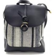 X Y SHOP Korean Style Bag For Women Backpack(Black, 12 L)