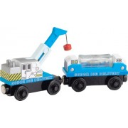 Thomas & Friends Wooden Railway - Ice Delivery Train