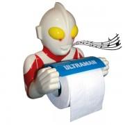 Portarrollos Ultraman con luz y sonido