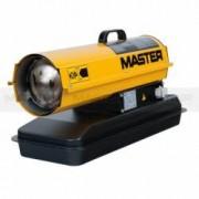 Generator aer cald pe motorina cu ardere directa MASTER B70 CED 17200 kcal-ora b70ced
