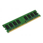 Kingston - DDR2 - 2 Go - DIMM 240 broches - 800 MHz / PC2-6400 - CL6 - mémoire sans tampon - non ECC - pour HP Business Desktop dc7800; Pavilion d4965, d4975; HPE Compaq Business Desktop dc7700