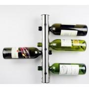 Moderní nástěnný držák na láhve, na víno