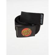 Santa Cruz, Classic Dot Belt, Svart, Skärp/Bälten till Kille, One size