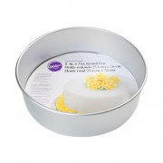 Wilton Decorator Preferred® Deep Round Pan Ø 15x7,5cm