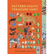 Pattern-Tastic Treasure Hunt: Spot the Odd One Out with Nature, Hardcover/Hvass & Hannibal