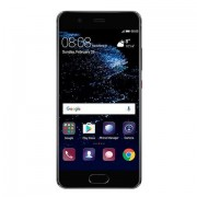 Huawei P10 Plus (Single Sim, 128GB, Graphite Black, Local Stock))
